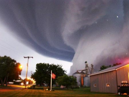 Foto referencial. Tornados en Estados Unidos